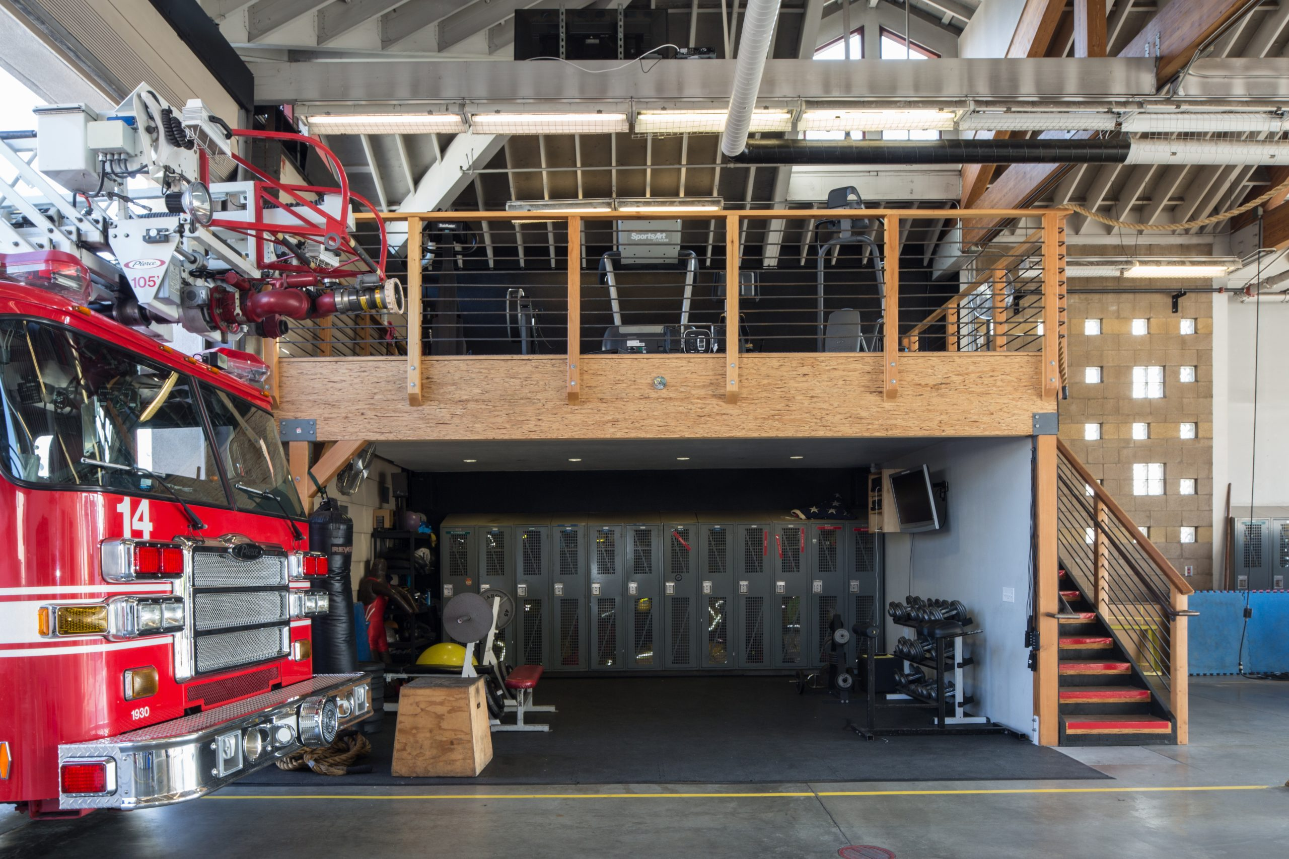 Fire Station 14 – City of San Diego