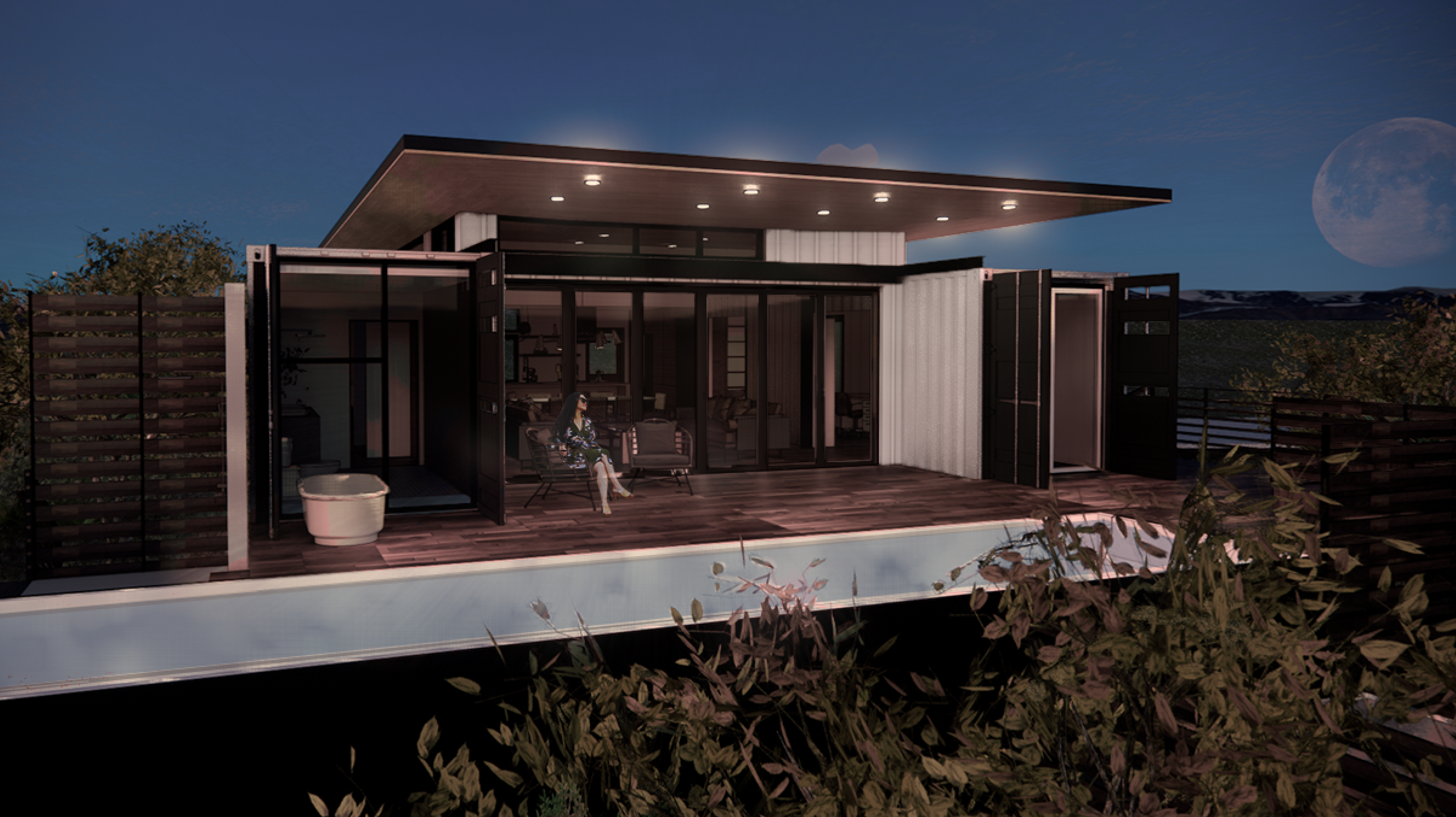 Container Home Residence